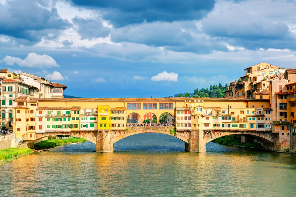 Ponte Vecchio - 2 Day Florence Itinerary