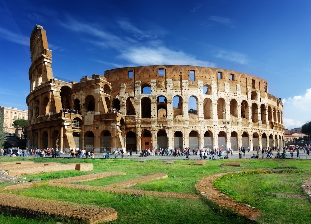 Colosseum - 3 Day Rome Itinerary