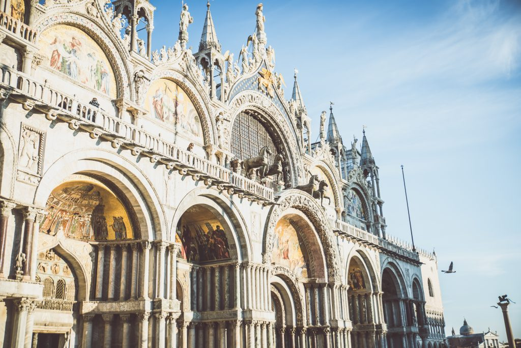 St Mark Cathedral, Venice, Italy