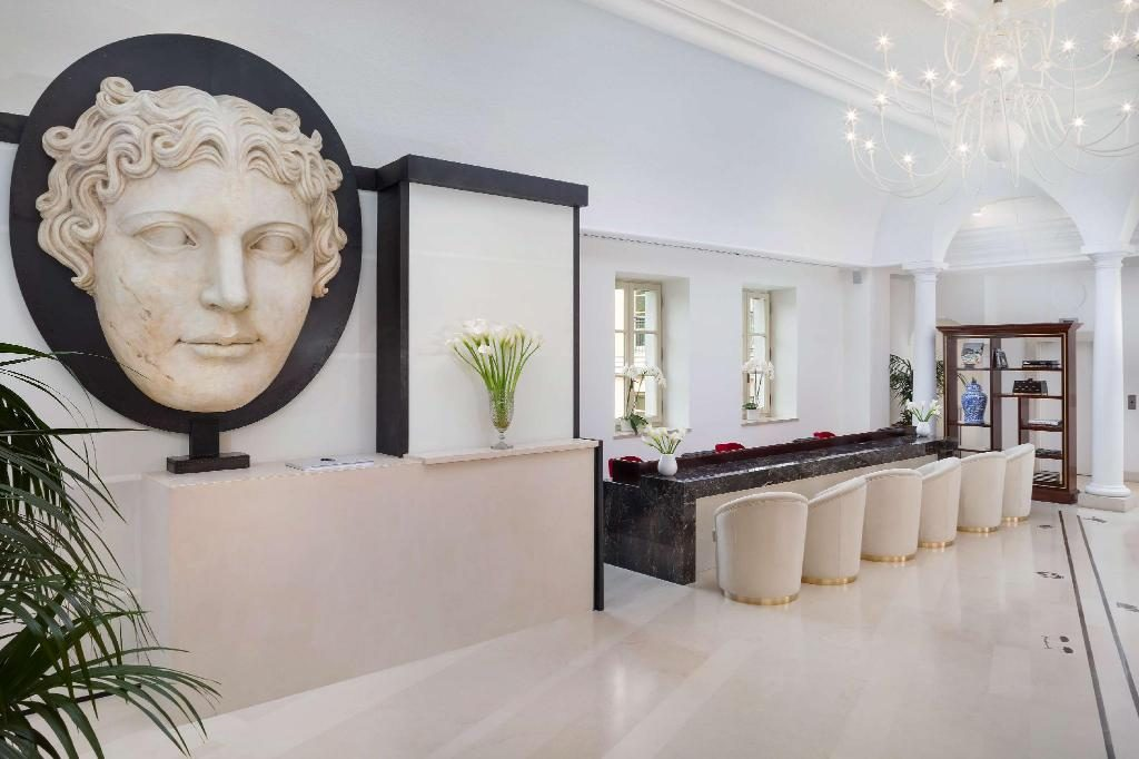 Hotel Melia Best Luxury Hotels in Rome