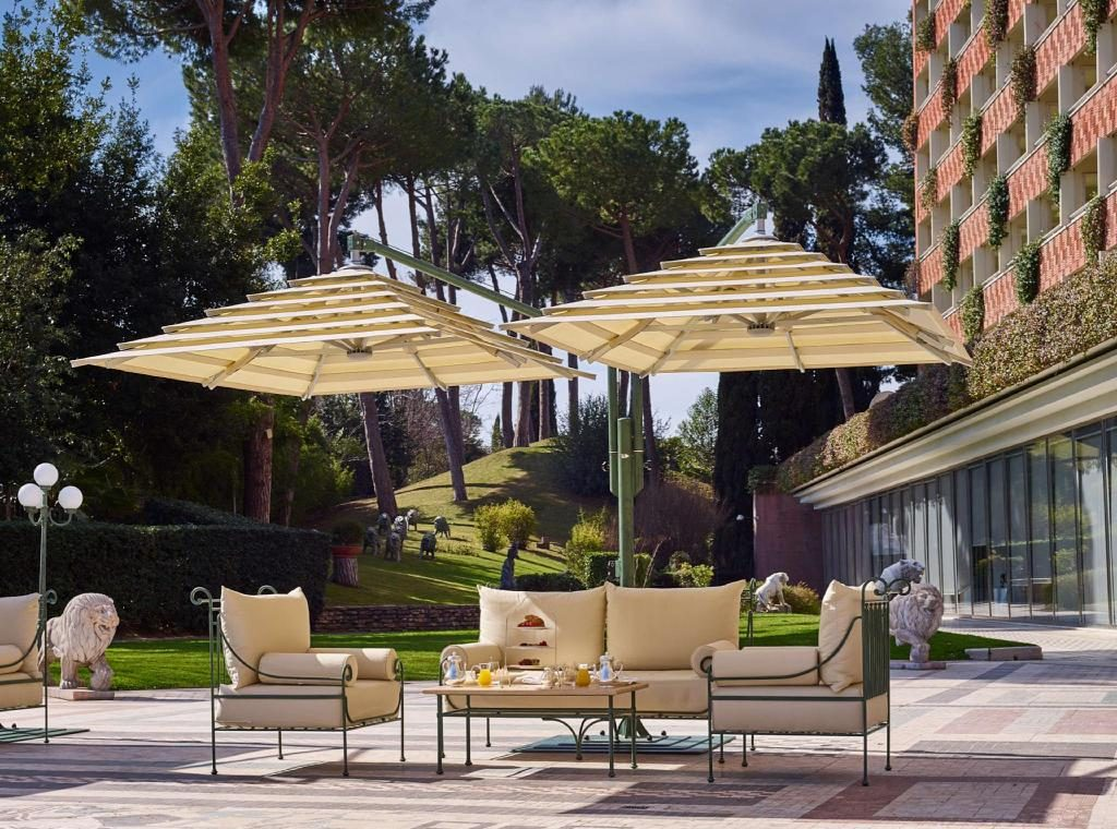 Rome Cavalieri Waldorf Astoria Best Luxury Hotels in Rome