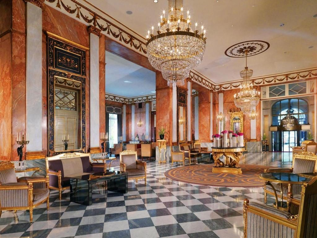 The Westin Excelsior Best Luxury Hotels in Rome