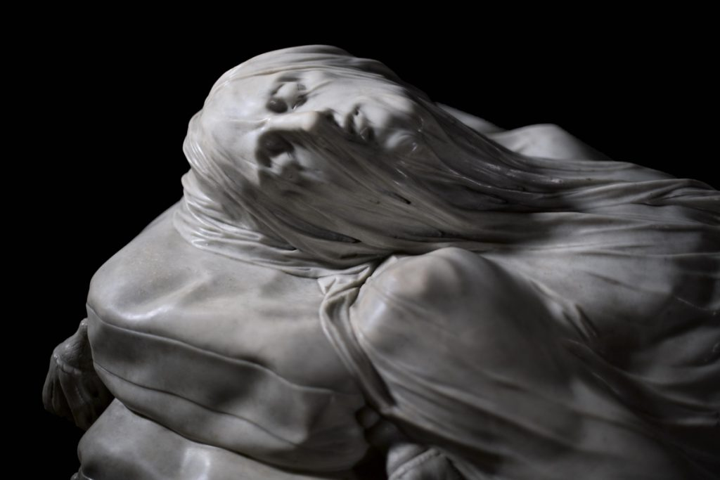 Veiled Christ Naples